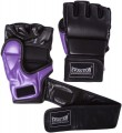 EVOLUTION Rękawice MMA Purple Fight