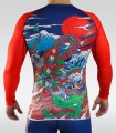 GROUND GAME Rashguard MMA Tatakai