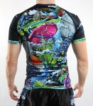 GROUND GAME Rashguard MMA Carioca