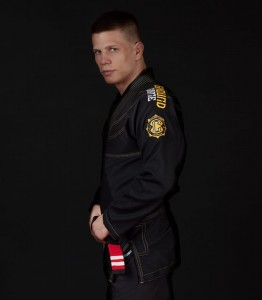 GROUND GAME Kimono do BJJ Champion 2.0 Czarne (350g)