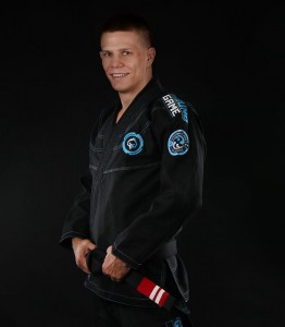 GROUND GAME Kimono do BJJ Balance 3 Czarne (450g)