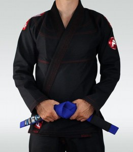 GROUND GAME Kimono do BJJ dla Nastolatków PRODIGY (350g)