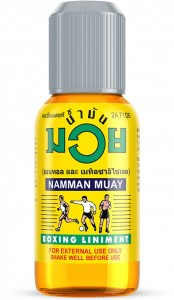 Tajski Olejek Namman Muay Thai Boxing Liniment 450ml