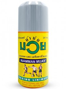 Tajski Olejek Namman Muay Thai Boxing Liniment 60ml
