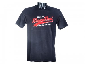 BORN TO BE MUAY THAI T-shirt King Of MT-8021